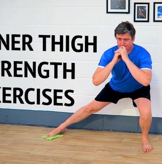 Three Adductor Strength Exercises for Runners