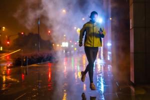 Tips for Running in The Dark