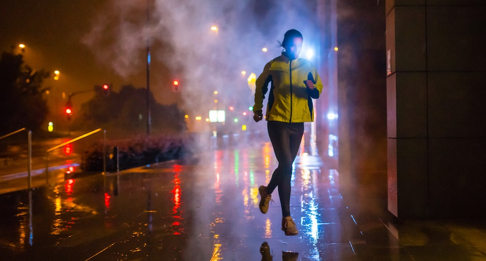 Running at Night: Tips for Running in The Dark