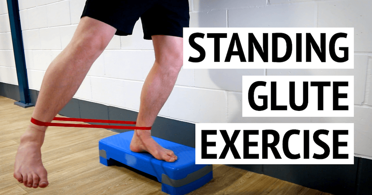 Standing Glutes Exercise: Clock-Face Drill | Run Coaching, Ironman and Triathlon Specialists - Kinetic Revolution