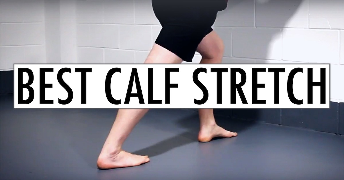 Super Targeted Calf Stretch for Runners | Run Coaching, Ironman and Triathlon Specialists - Kinetic Revolution
