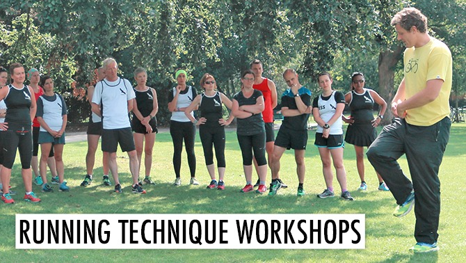 Running Technique Workshops