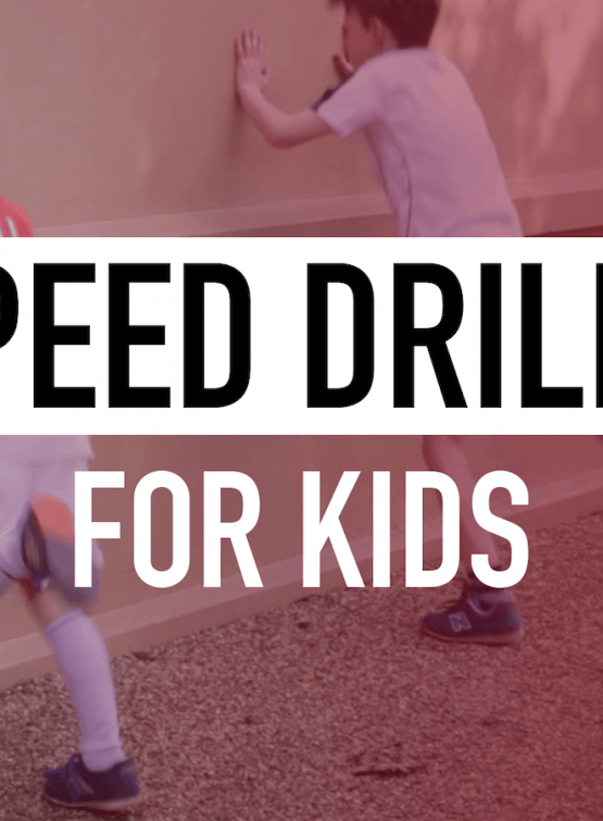 Two Simple Speed Drills for Young Athletes