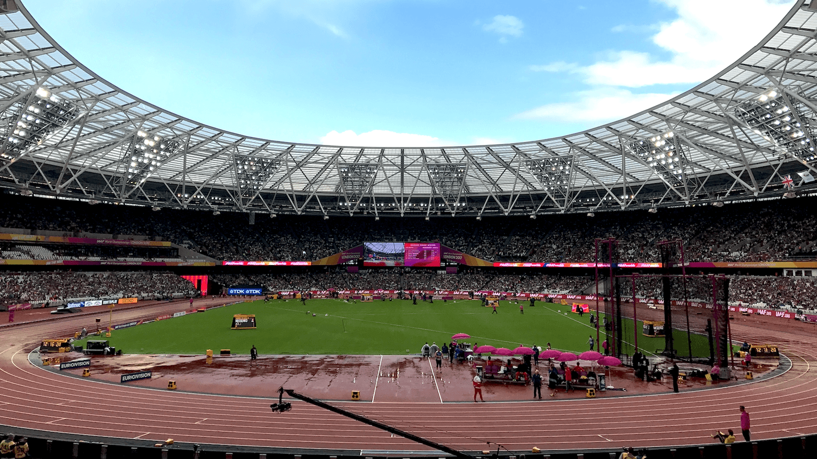 IAAF World Championships 2017 - Day 2