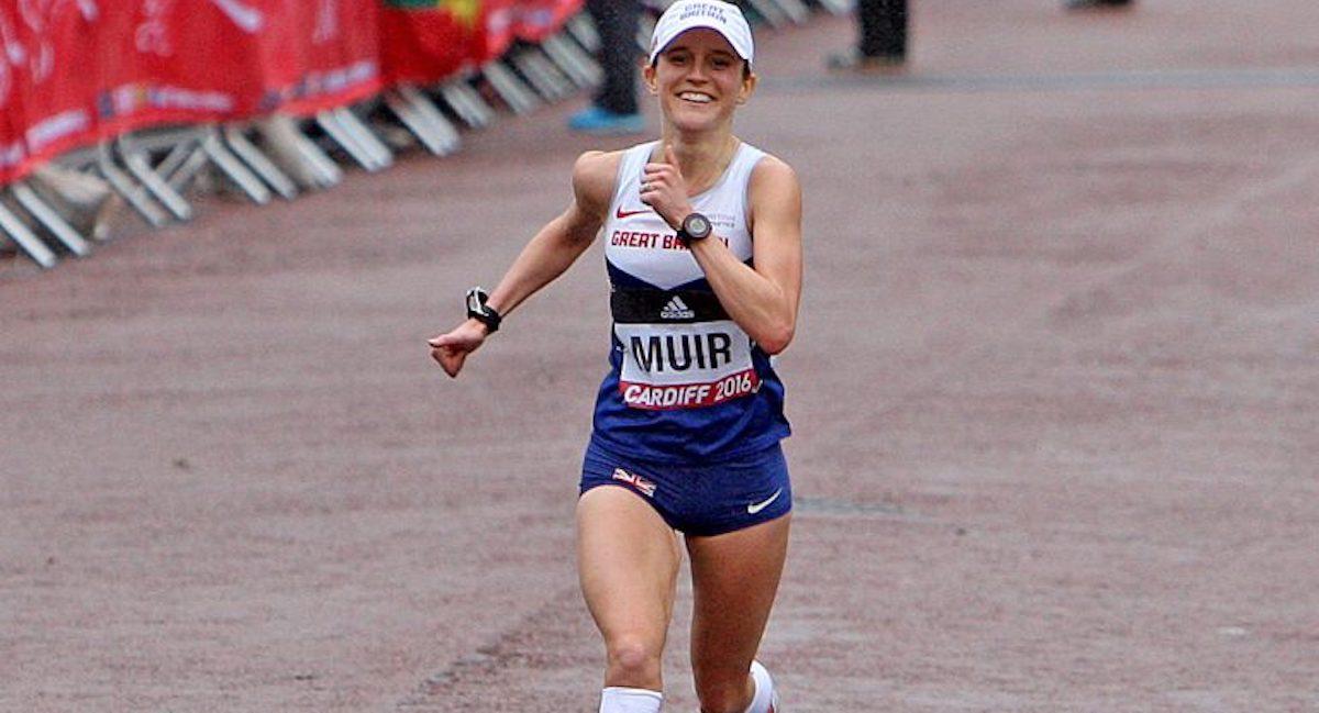 Tina Muir Runner
