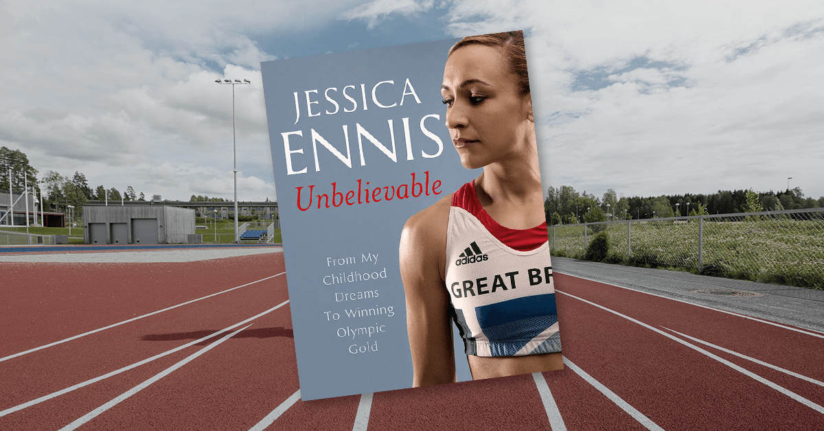 Review of Unbelievable by Jessica Ennis