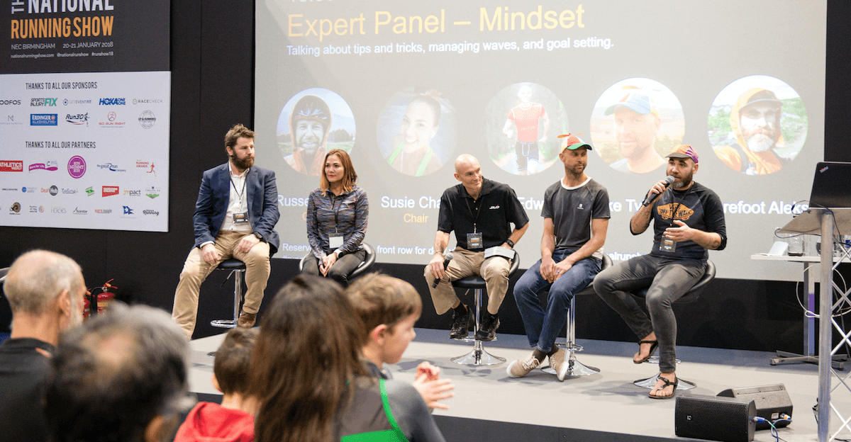 Expert Panel - Mindset - National Running Show