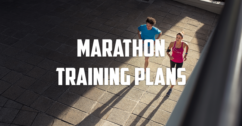 Free Marathon Training Plans with Injury Prevention Exercises - PDF